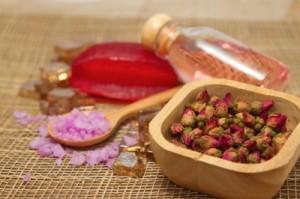 essential oil rose