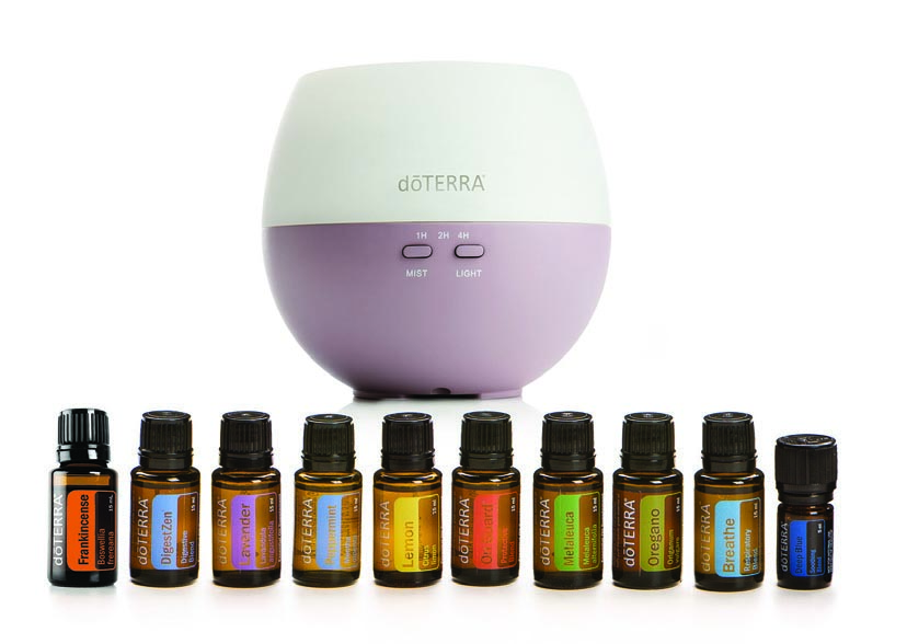 doTerra essential oils starter kit