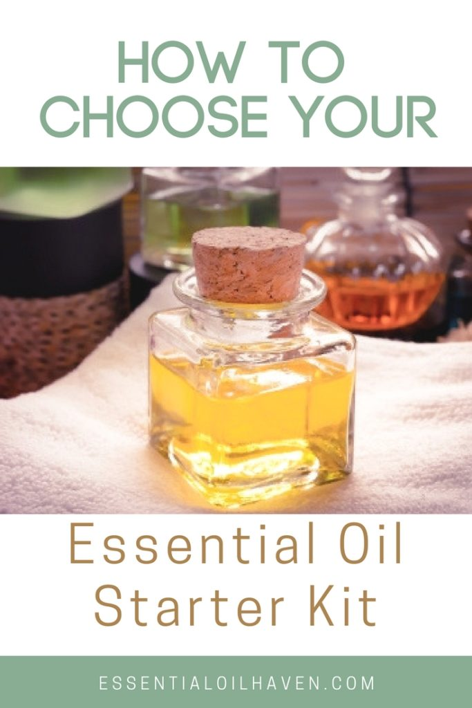 How to choose your essential oil starter kit