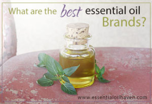 what are the best essential oil brands
