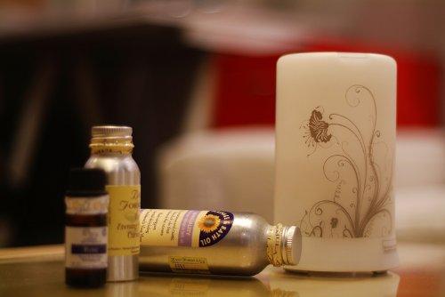 BriteLeafs 2-in-1 Ultrasonic Aroma Oil Diffuser Review