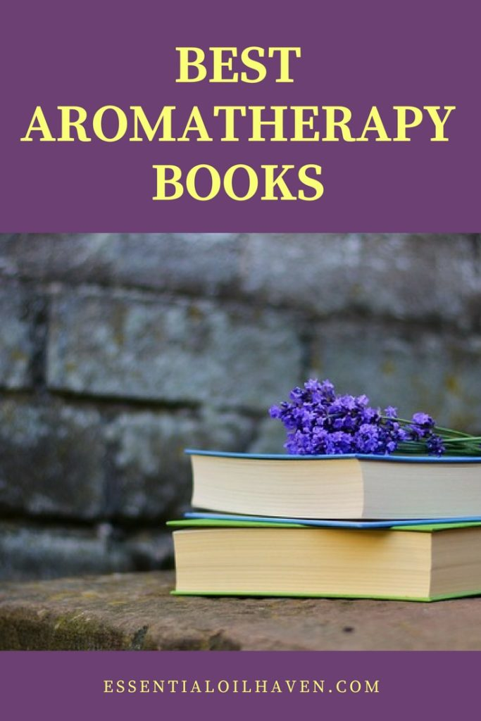 recommended aromatherapy books