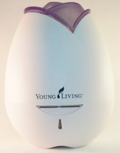 Young Living Rose-Shaped Home Diffuser