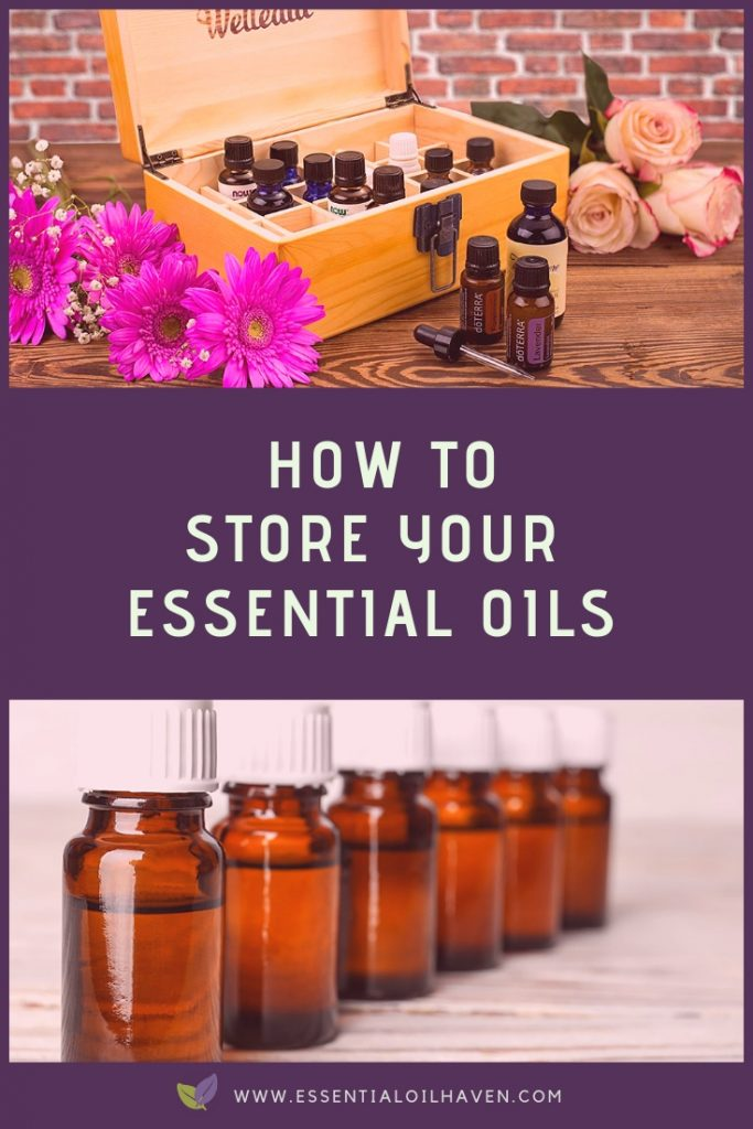 How to Store Essential Oils for Longest Shelf Life