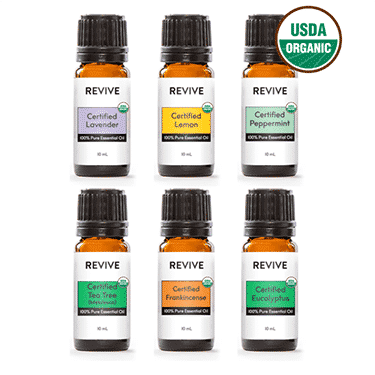 REVIVE organic oils kit