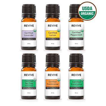 REVIVE organic oils kit