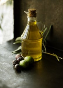 cold pressed olive oil