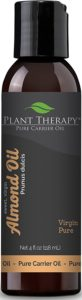 plant therapy almond oil carrier oil