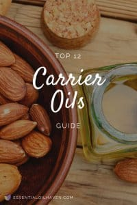 What Are Essential Oil Carrier Oils?
