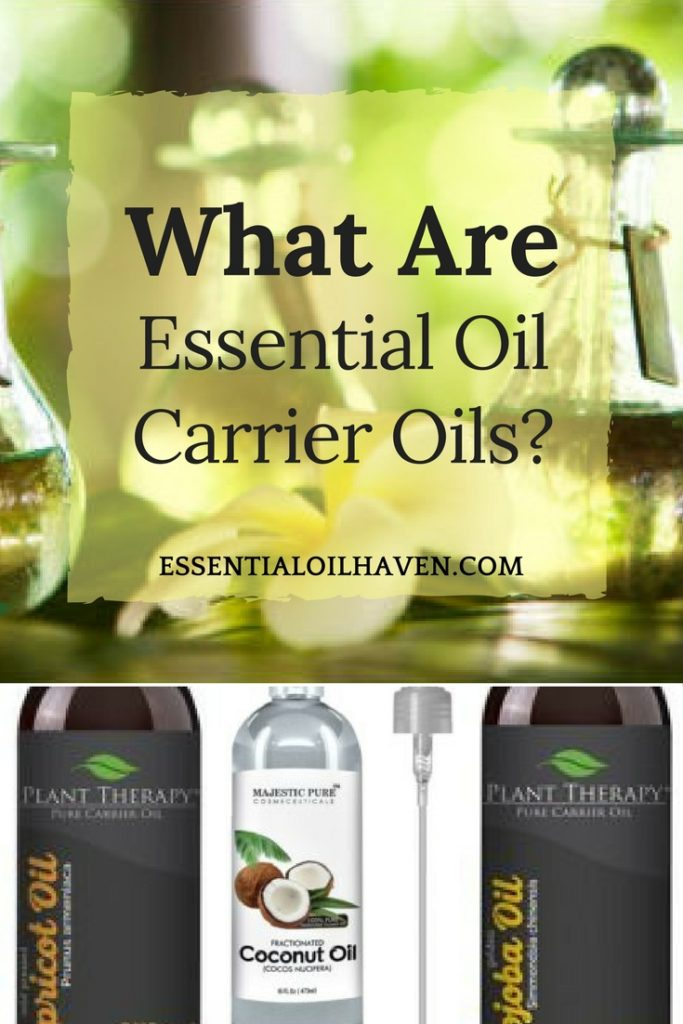 What are essential oil carrier oils? Find the top 7 choices here.