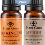 frankincense and myrrh essential oils value pack