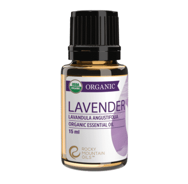Organic Lavender Essential Oil from Rocky Mountain Oils
