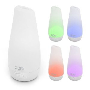 purespa essential oil diffuser review
