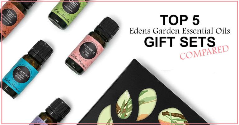 top 5 edens garden essential oil gift sets compared