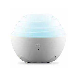 ZAQ Mini One Travel Litemist Aromatherapy Essential Oil Diffuser, White