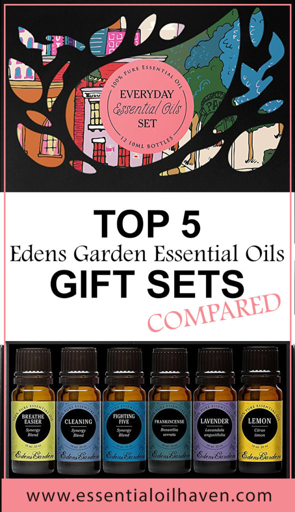 Young Living Edens Garden Comparison Chart Pflag
