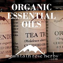 mountain rose herbs essential oils