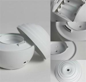 ZAQ Mini White travel essential oil diffuser