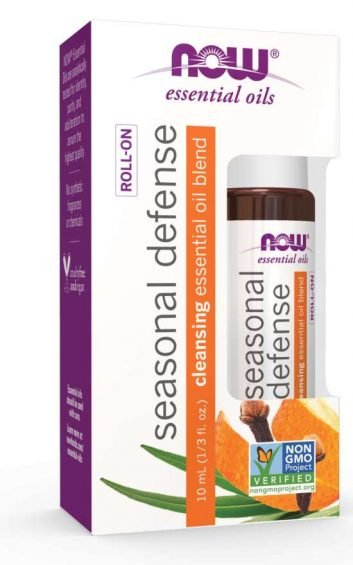 now essential oils roll-on