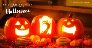 essential oils for halloween