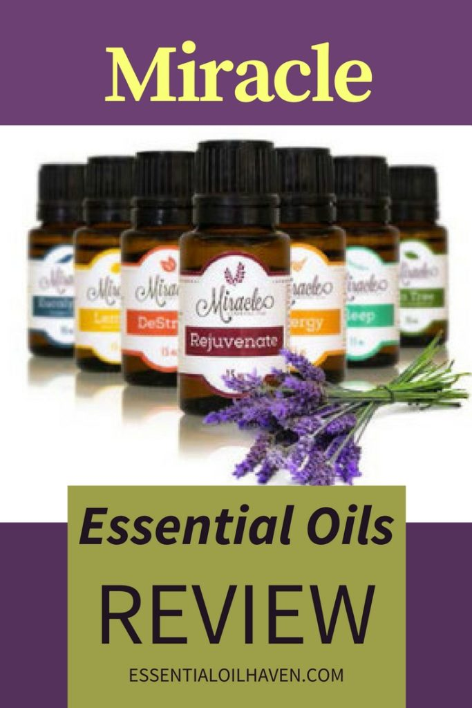 miracle essential oils brand review
