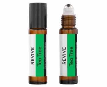 tea tree oil roller bottles