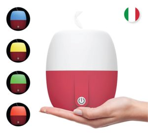 anton essential oil diffuser by pilgrim collection