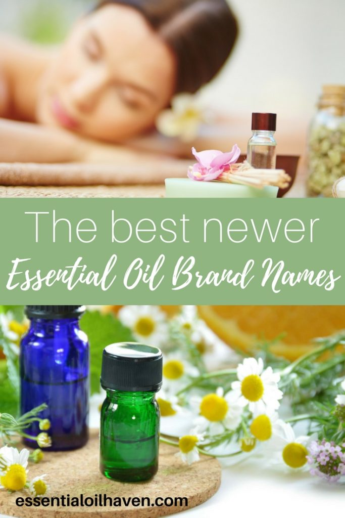 best younger essential oil brand names