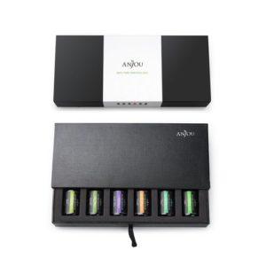 Anjou essential oils review gift set of 6 oils