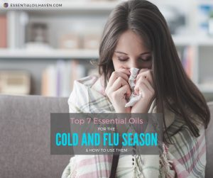 Which Essential Oil to Use for A Cold?