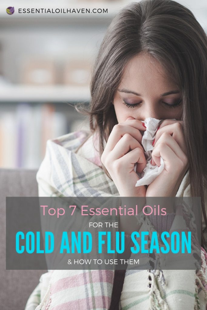 Top 7 Essential Oils for Colds and the Flu Season