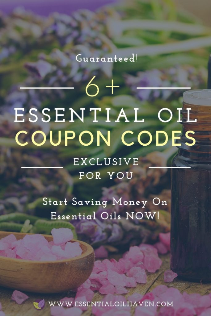 6+ Essential Oil Coupon Codes