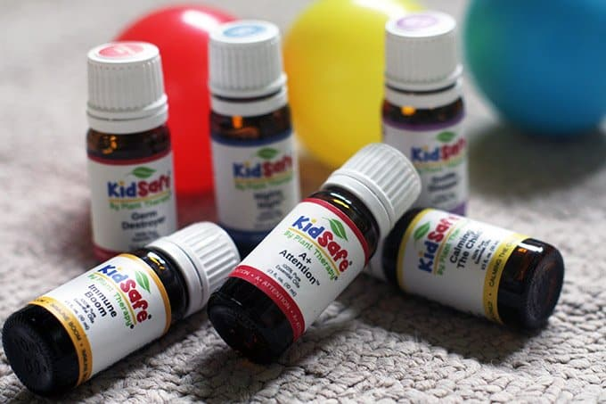 plant therapy essential oils safe for kids