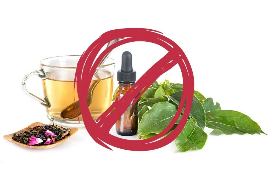 don't ingest essential oils