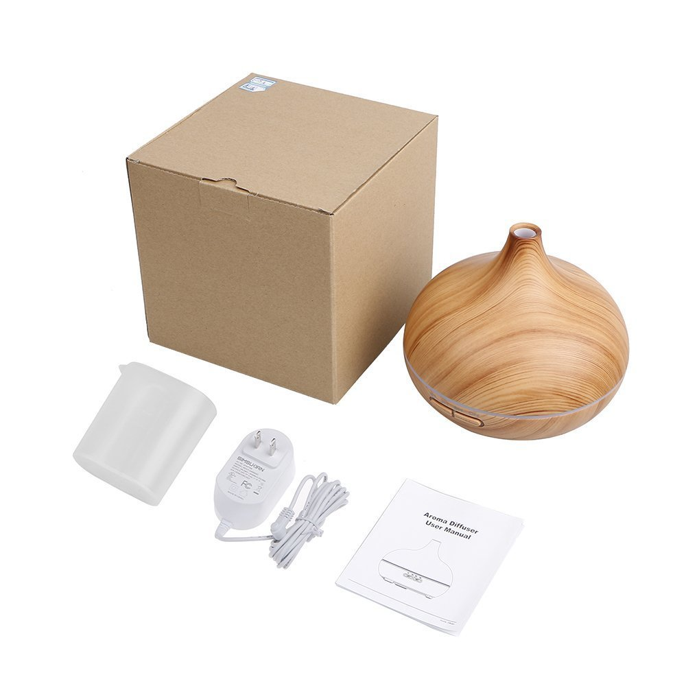 Archeer 300ml Essential Oil Diffuser Review