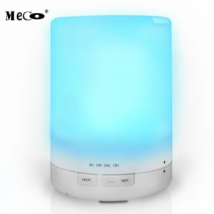 meco aromatherapy essential oil diffuser review