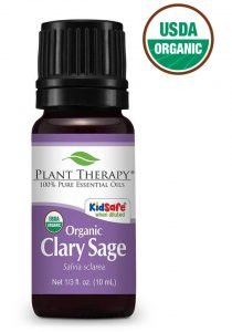 Organic Clary Sage Essential Oil from Plant Therapy