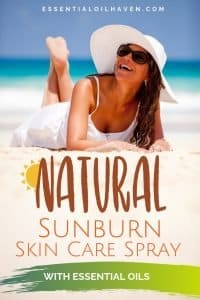 natural sunburn remedy recipe