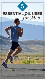 best essential oils for men