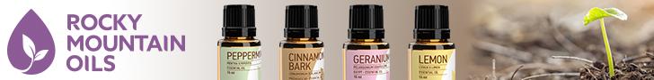 rocky mountain oils essential oil company
