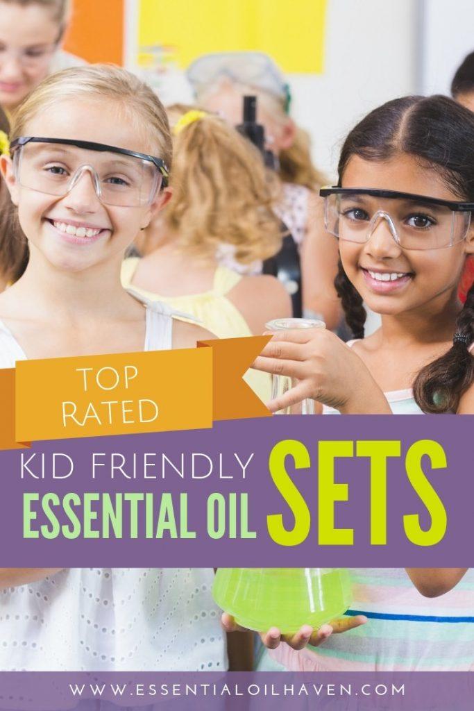 best essential oil sets for kids
