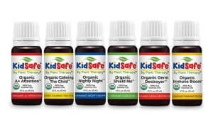 plant therapy kid safe organic essential oils set