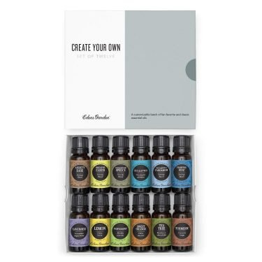 build your own set of 12 essential oils