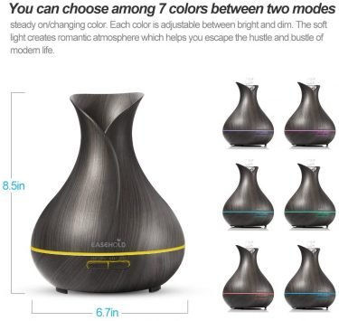 easehold large capacity aromatherapy diffuser