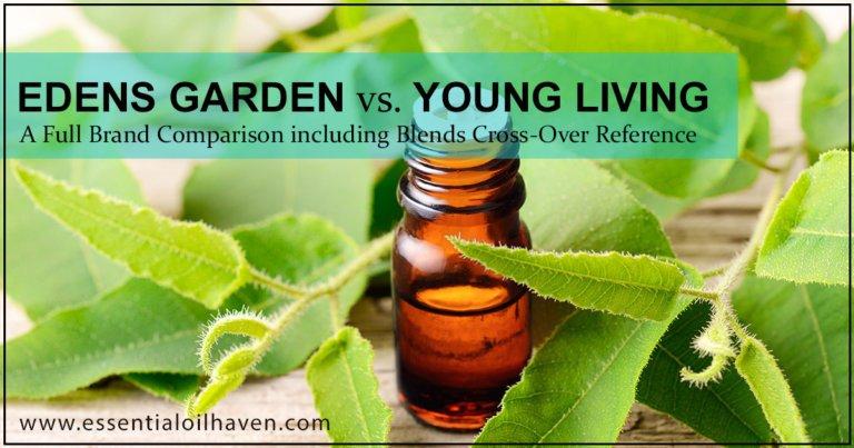 edens garden vs young living