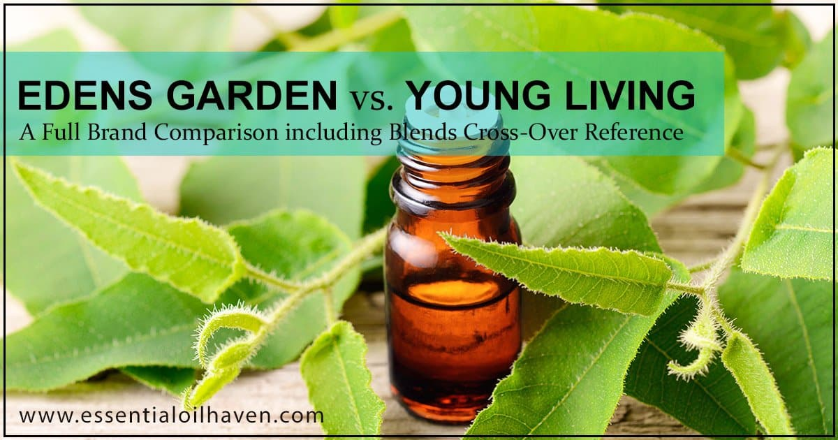 edens garden vs young living