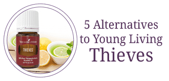 young living thieves blend comparison