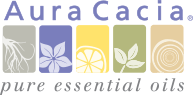 Aura Cacia Pure Essential Oils logo