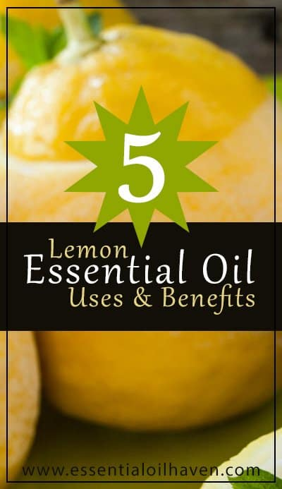 What Is Lemon Essential Oil?