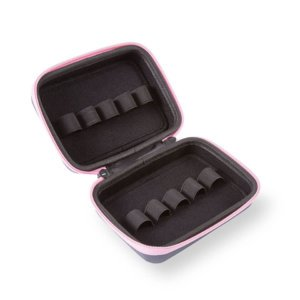 essential oils roll-on carrying case